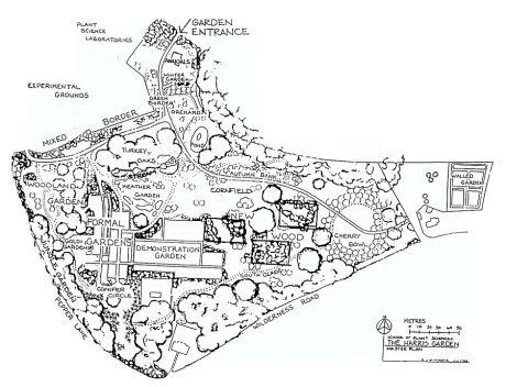 Harris Garden Plan
