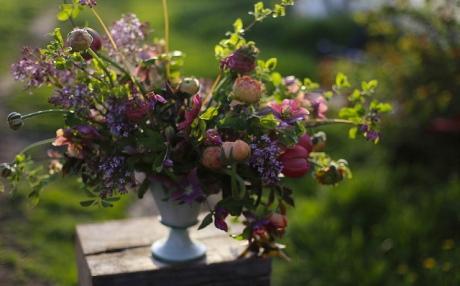 Floret Flower