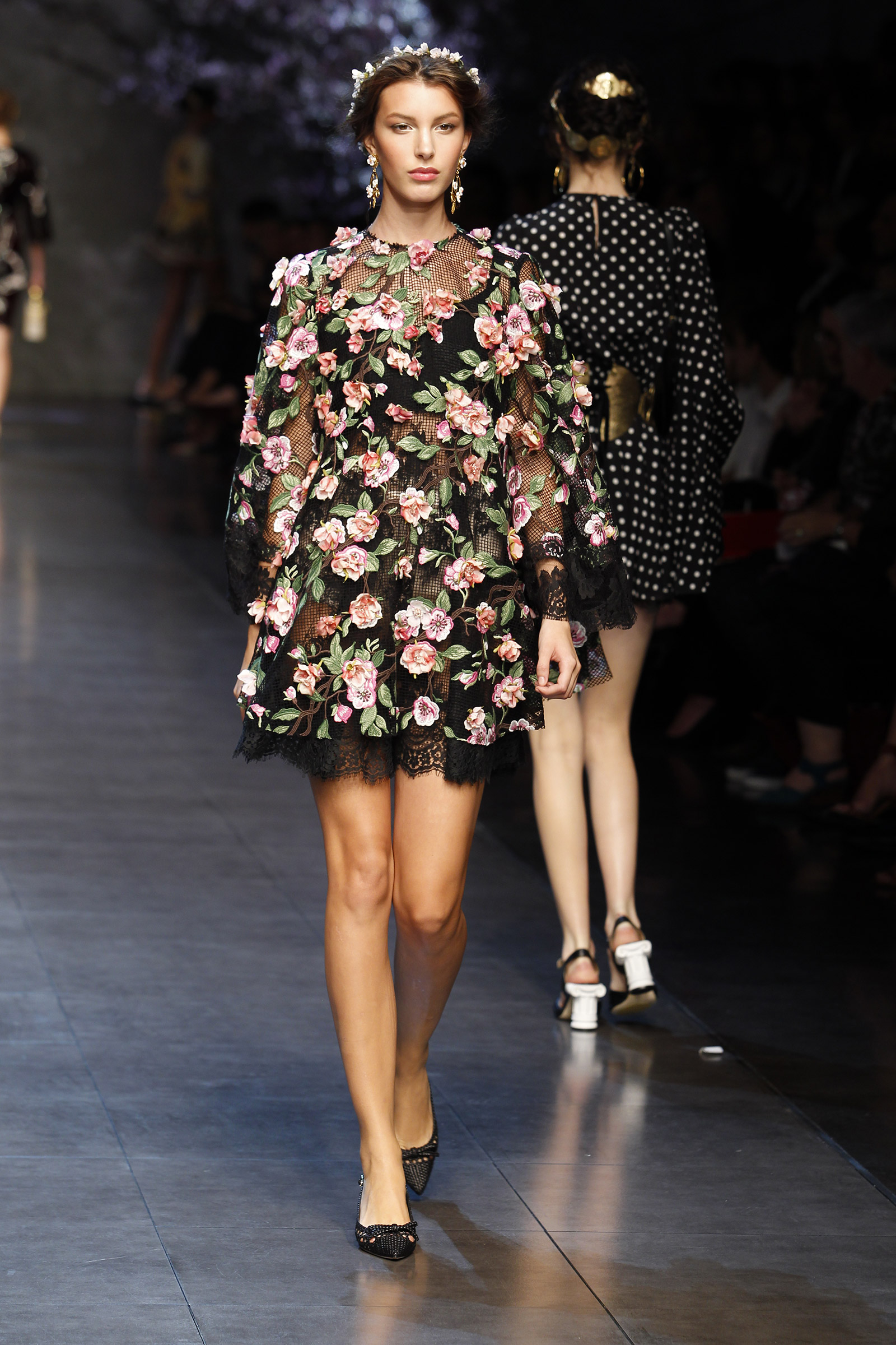 Dolce Gabbana Ss 2015: The Secret Garden
