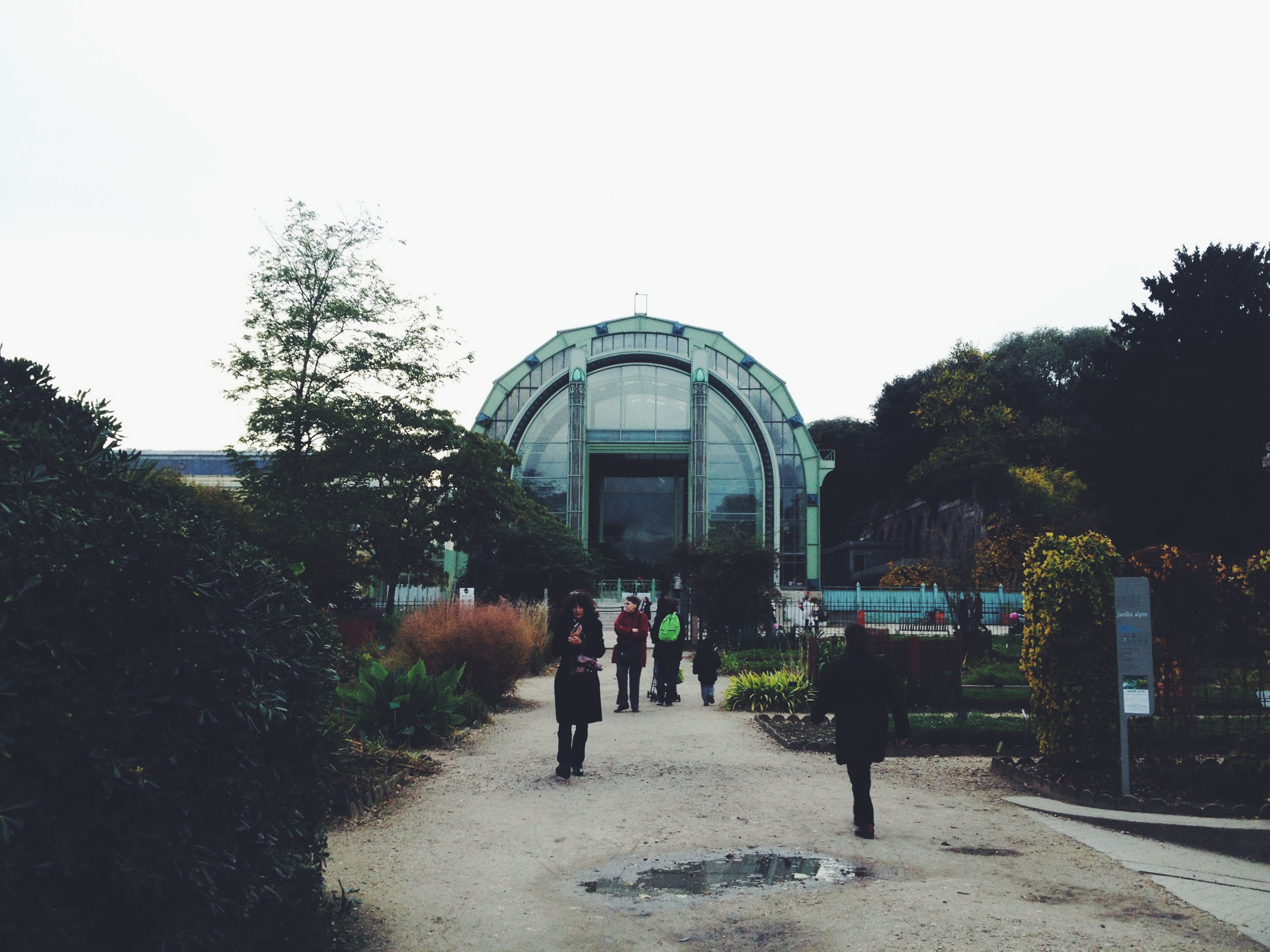 Greenhouse the secret garden for 57 rue cuvier jardin des plantes